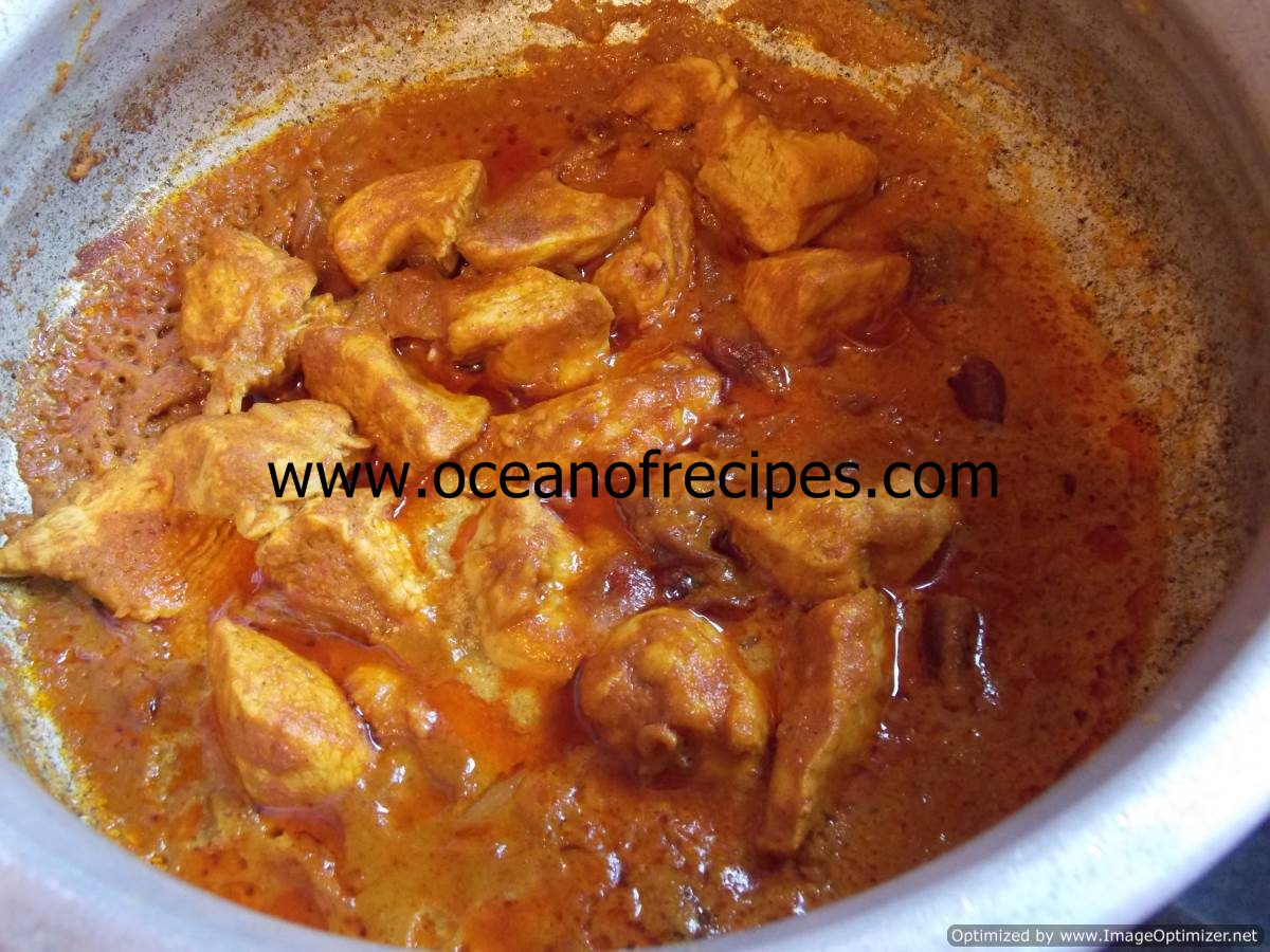 If You Want, You Can Remove The Whole Spices And Keep It Ready To Prepare Chicken  Jalfrezi