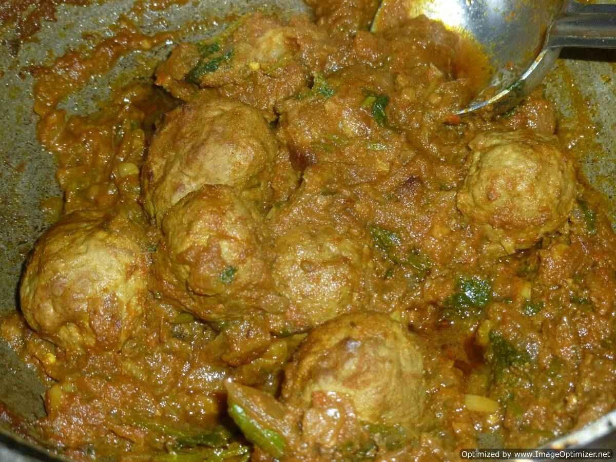 Chettinad Mutton Kuzhambu Karaikudi Mutton Curry