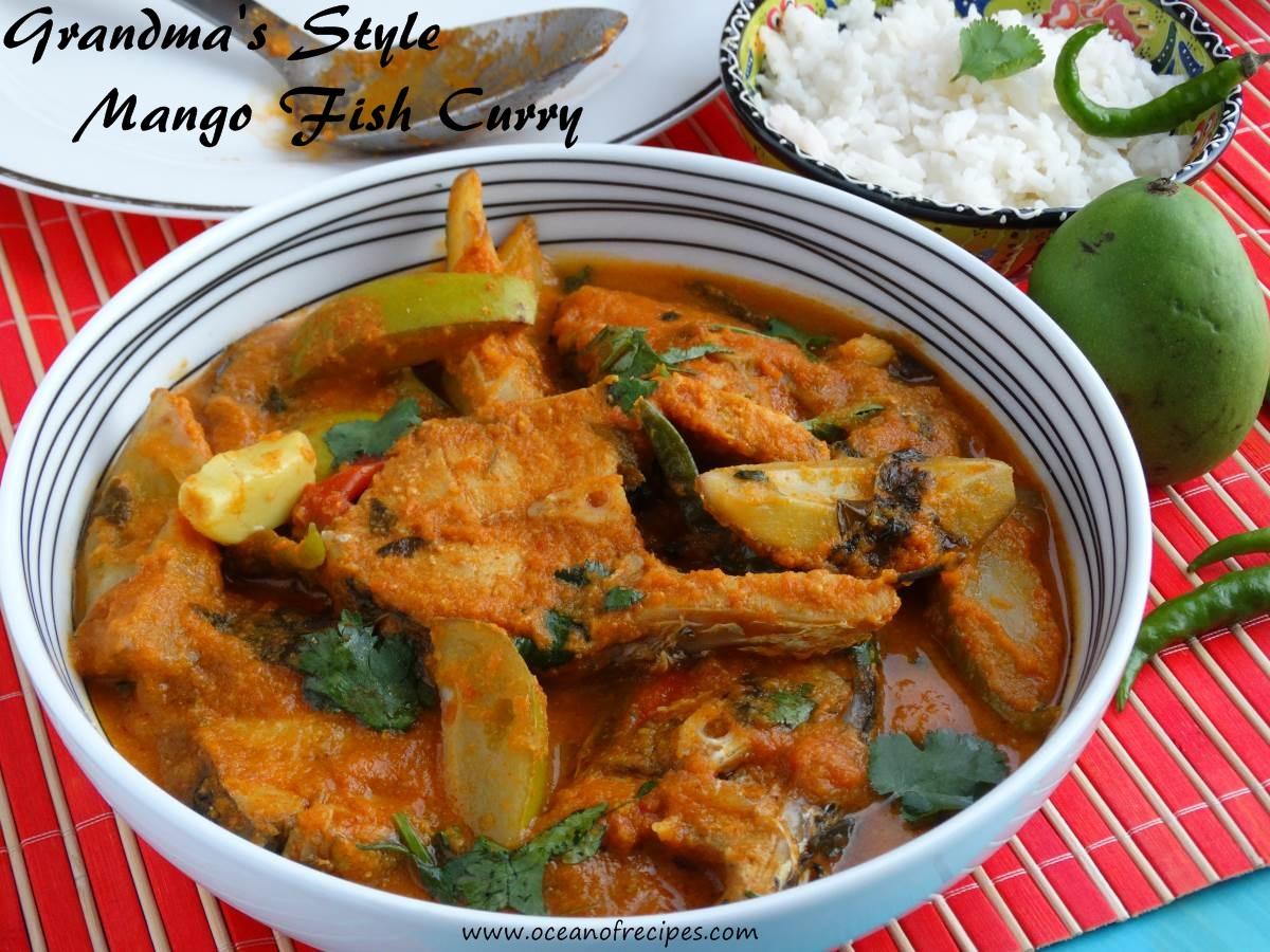 Sindhi Machi Fish Curry