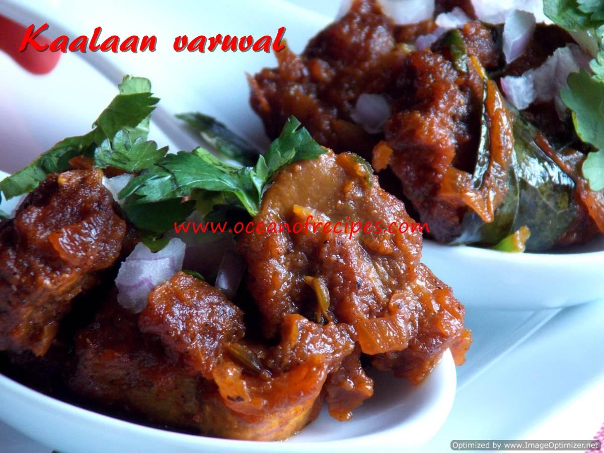 Coimbatore Street Food Mushroom Fry Kaalaan Varuval