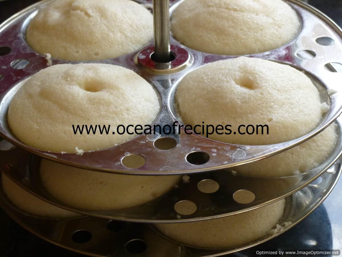 Microwave dhokla idli style Recipe by